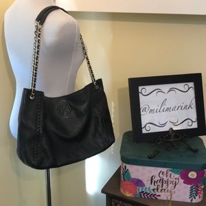 Tory Burch Black Shoulder Bag